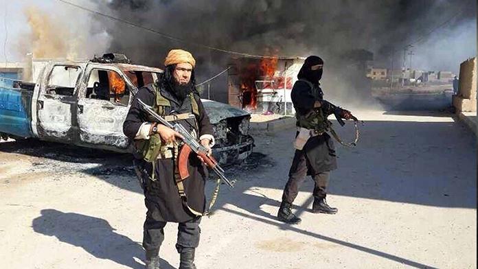 IŞİD üyesi yakalandı