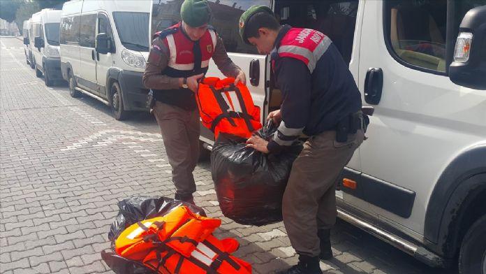 Balıkesir'de 158 yabancı uyruklu yakalandı