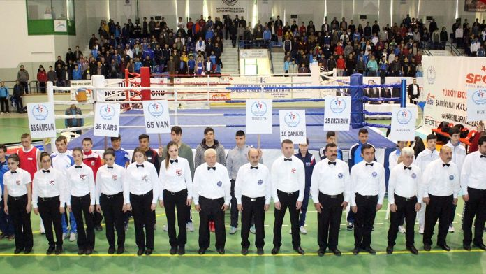Türkiye Yıldız Erkekler Ferdi Boks Şampiyonası