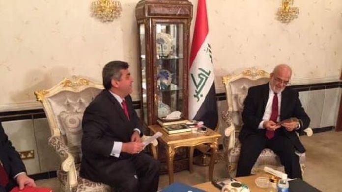 Türkiye'den Irak'a çiçek tohumu