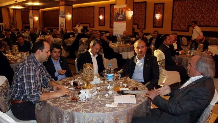 Eğitim Bir-sen Kayseri 1 Nolu Şube Başkanı Aydın Kalkan: