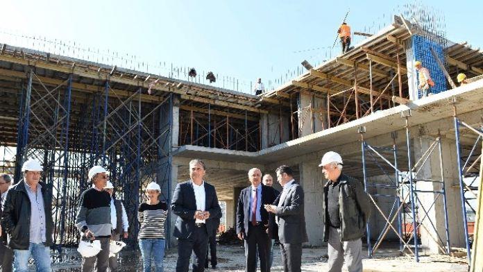 Muratpaşa Belediyesi STK'ları TEK Merkezde Buluşturacak