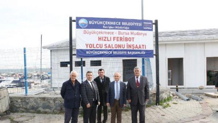 Büyükçekmece - Mudanya feribot seferlerinde sona yaklaşılıyor
