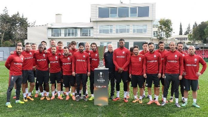 Galatasaray'da Hedef İtalya'ya Avantajlı Gitmek