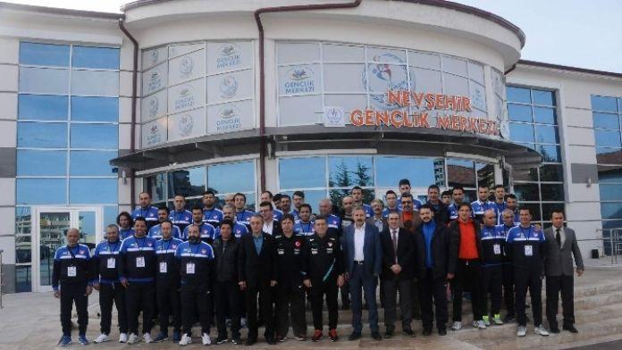 2. Kademe Futbol Antrenörlüğü Kursu Başladı