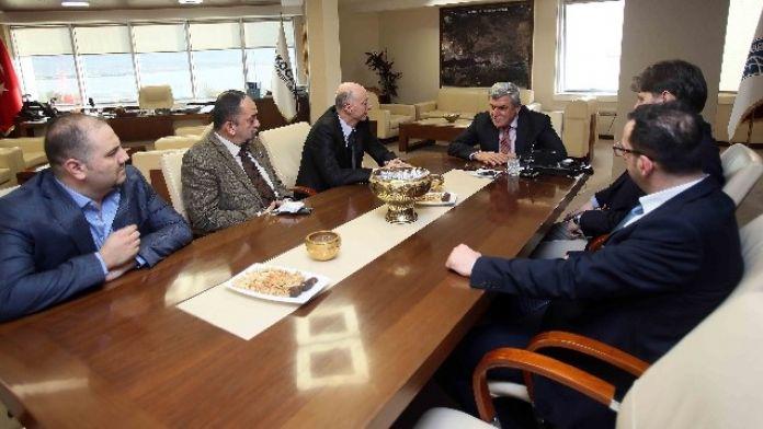 Başkan Karaosmanoğlu, 'Odalar Demokrasinin Beşiğidir'
