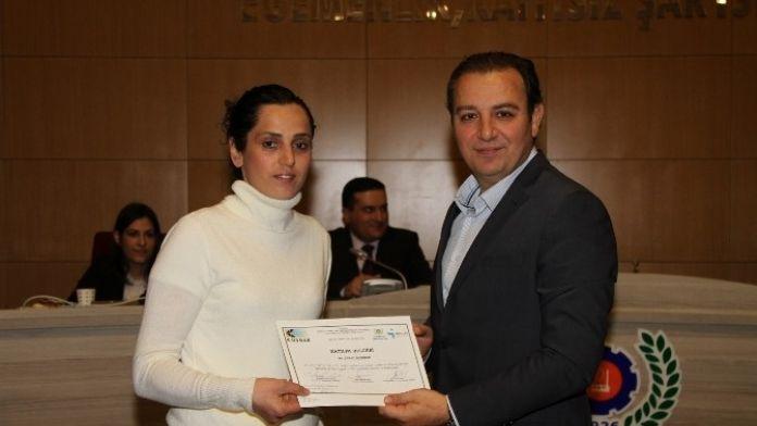 Gaziemir'de Girişimcilere Büyük Destek