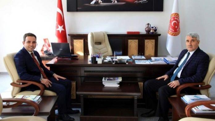Milletvekili İshak Gazel: İl Genel Meclisi Önemli Bir Görevi İfa Ediyor