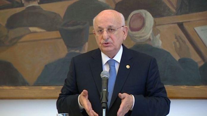 Meclis Başkanı: Daha usul konuşulurken CHP...