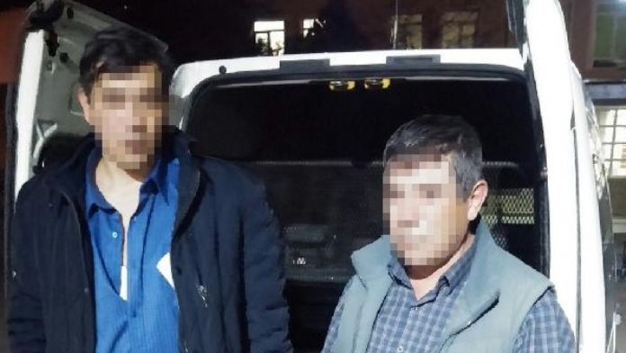 Marketten sucuk hırsızlığına 2 tutuklama
