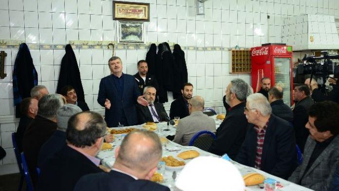 Akyürek: 'Konya'daki Kahvehaneler Marka Olacak'
