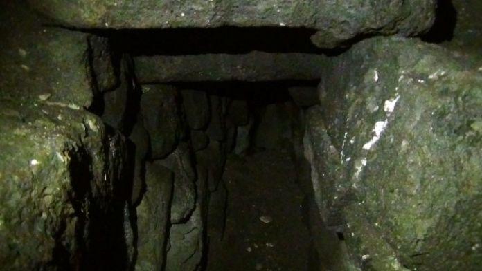 (Özel Haber) İşte Sur'daki Tünellerden Biri