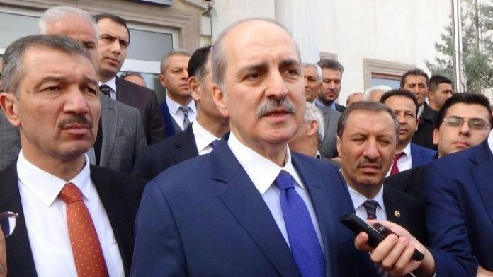 Başbakan Yardımcısı Kurtulmuş'tan Anayasa Uzlaşma Komisyonun Dağılmasına İlişkin Açıklama