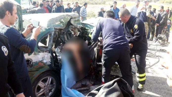 Hatay'da Trafik Kazası: 2 Ölü, 2 Yaralı