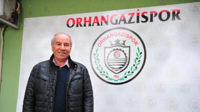 Orhangazispor'da Mehmet Kaya dönemi başladı