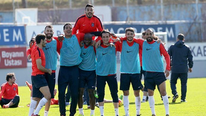 Trabzonspor Galatasaray'a bileniyor