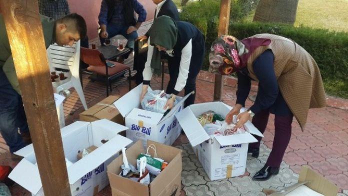AK Parti'li Gençlerden Güvenlik Güçlerine Moral Hediyesi