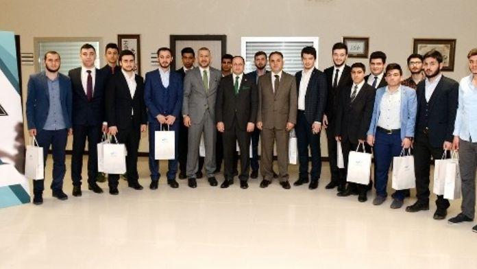 YTB Başkanı Bülbül: 'Artık Ölçek Büyüttük'