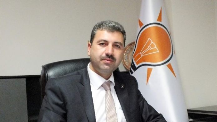 AK Parti Adıyaman İl Başkanlığına Abdurrahman Dimez Atandı