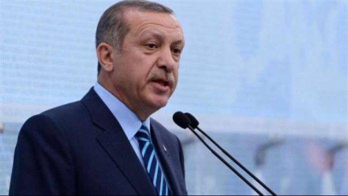 Erdoğan programını iptal etti !