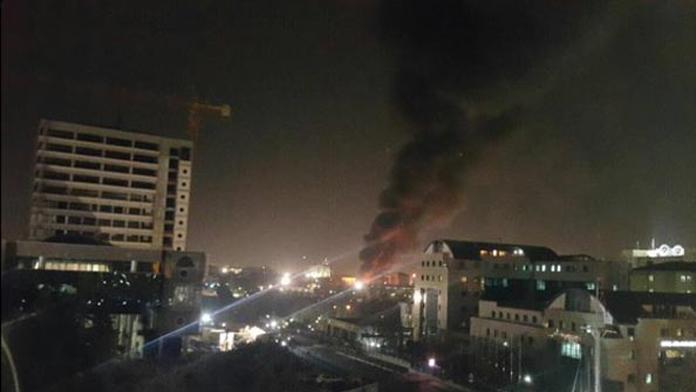 Patlamada 28 kişi öldü 61 kişi yaralandı