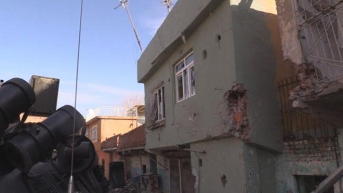 PKK 'ya yönelik operasyonlar sürüyor !