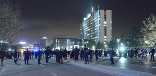 Ankara'daki Patlamaya İlişkin Açıklama