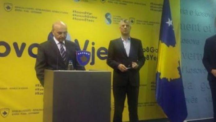 Kosova Başbakanı İstifa etmeye niyetim yok