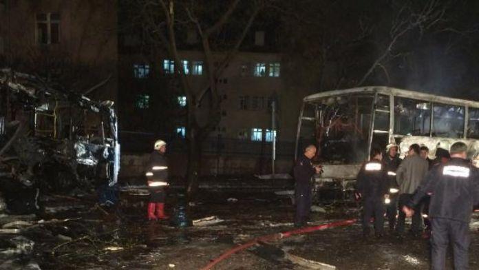 Ankara'da bombalı saldırı (6)