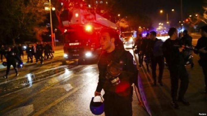 Kosova basını Türkiye'de bir hain saldırı daha