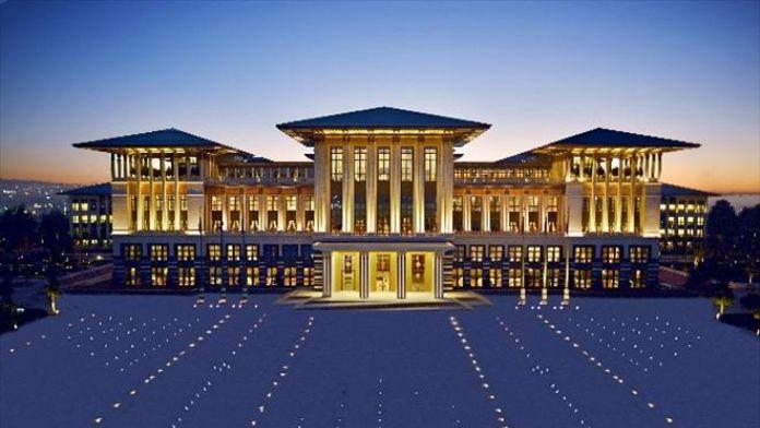 Beştepe'de gündem Ankara'ydı