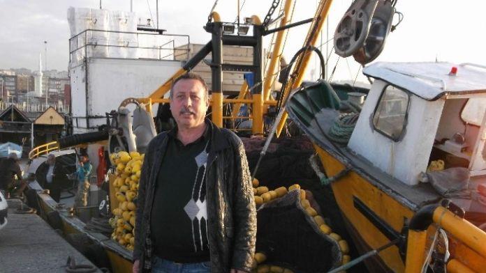 Balıkçılar Sıcaklarla Birlikte Paydos Etmeye Başladı