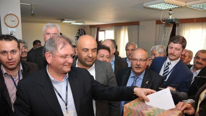 Tarsus Kent Konseyi Başkanı Ufuk Başer Oldu