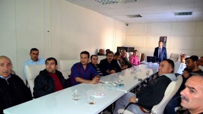 AFAD'dan TEİAŞ Personeline Deprem Ve Yangın Eğitimi