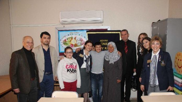 Güney Rotary'den Eğitime Destek