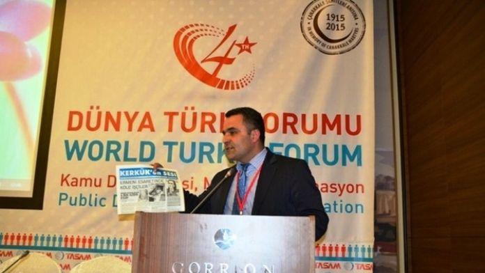 Tküugd Başkanı Yavuzaslan: 'Hedef Türk Vatanının Varlığıdır'
