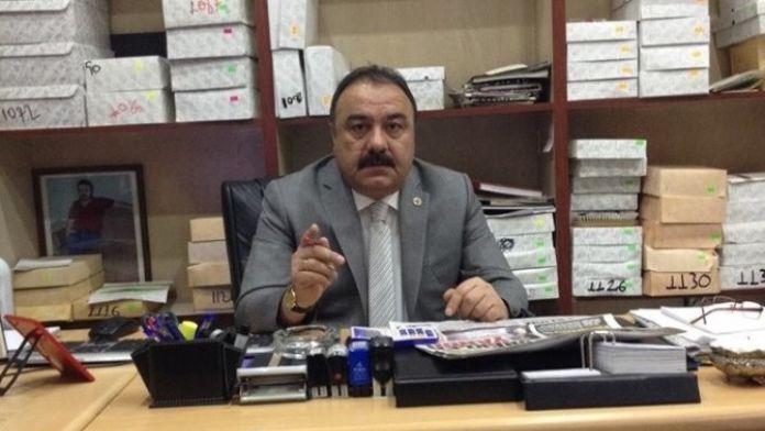 Karaca: 'Teröre Karşı Devletin Yanında Olmalıyız'