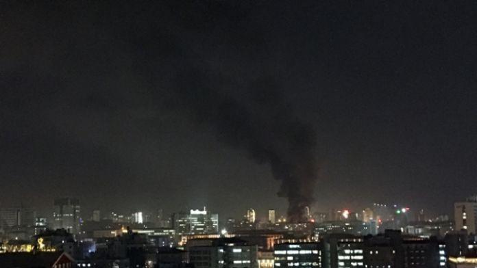 Patlamada kullanılan aracın plakası İstanbul'da kopyalanmış!