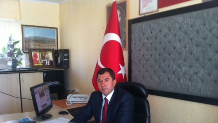 Başkan Küçük, Mesut Sülü'yü Başkan Yardımcısı Olarak Atadı
