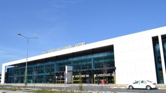 Ordulular Havaalanını Sevdi