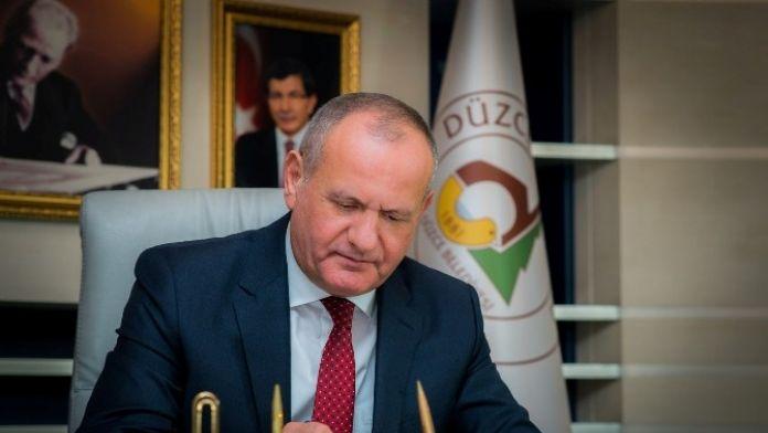 Başkan Mehmet Keleş 'Alçak Ve Kalleşçe Saldırı'