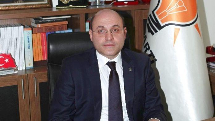Başkan Ali Çetinbaş: Ankara Ve Diyarbakır'daki Hain Saldırıları Şiddetle Kınıyorum