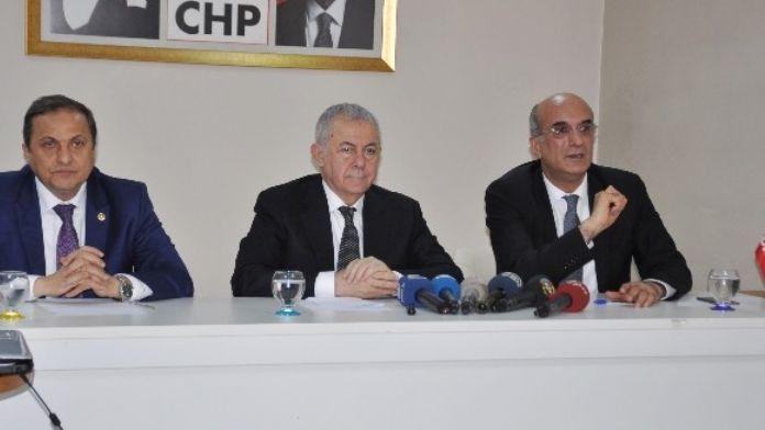 CHP'den AK Parti'ye 'Terör' Desteği