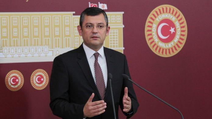 CHP yine istifa istedi