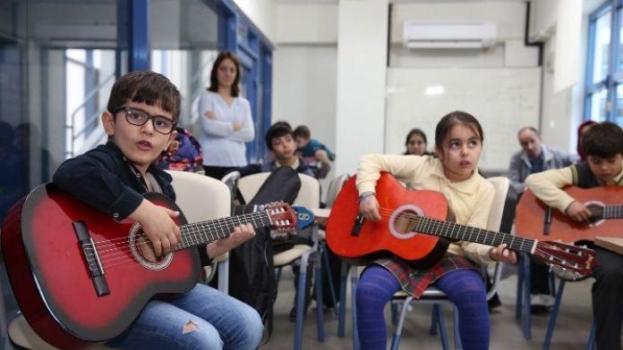 Yenikent'te Kurs Sayıları Artıyor