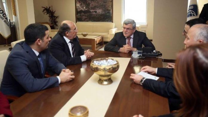 Başkan Karaosmanoğlu, 'KOBİ'lerin Gelişmesi, Türkiye'nin Büyümesi Demektir'