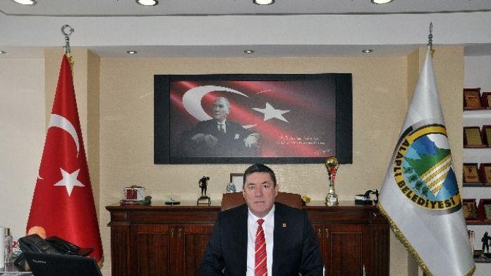 Başkan Nuri Tekin, Saldırıyı Kınadı