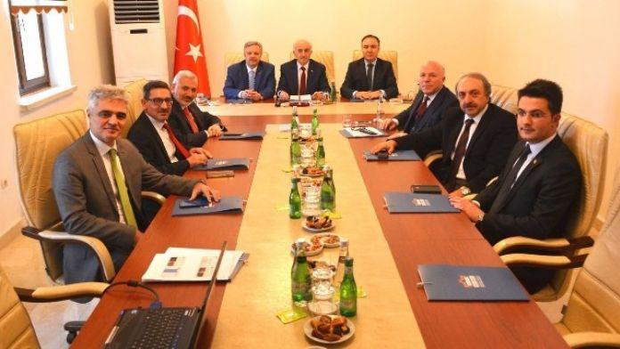 Kudaka 74. Yönetim Kurulu Toplantısı Erzincan'da Yapıldı