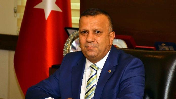 Matso Başkanı Ahmet Boztaş'tan Teröre Kınama;