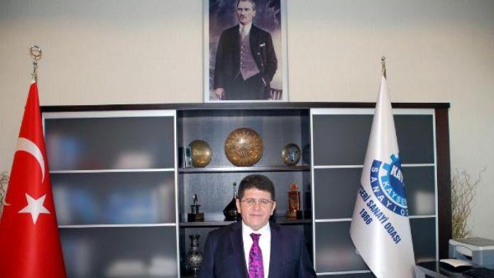 KAYSO Başkanı Boydak: Terörü şiddetle lanetliyoruz